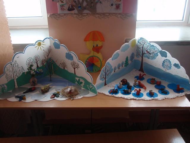 Поделки для уголка природы в детском саду своими руками 16